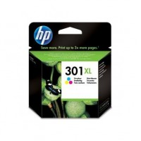 Cartridge HP CH564E Color HP 301XL