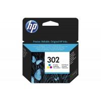 Cartridge HP F6U65AE Color HP302
