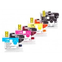 Alternativní inkousty Brother LC-3219XLVALDR - CMYK multipack 4 ks