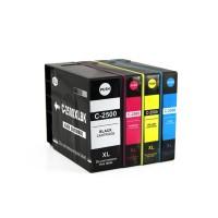 Alternativní inkousty Canon PGI2500XL CMYK - sada 4 ks