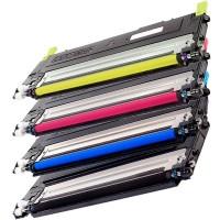 Alternativní tonery Samsung CLT-P404C CMYK - 4 ks