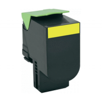Alternativní toner Lexmark 80C2HY0 Yellow 802HY High Capacity