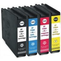Alternativní inkousty Epson T7555 CMYK - 4 ks