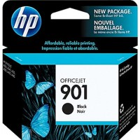 Cartridge HP CC653AE Black HP901