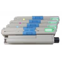 Alternativní tonery pro OKI C301, C321, MC332, MC342 CMYK 4 ks