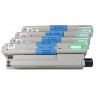 Alternativní tonery pro OKI C510, C511, C530, MC561, MC562 CMYK 4 ks