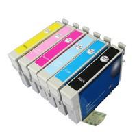 Alternativní inkousty Epson T0487 CMYK + LC + LM 6 ks