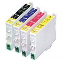 Alternativní inkousty Epson T0895 CMYK 4 ks