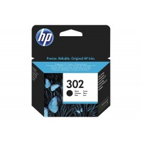 Cartridge HP F6U66AE Black HP302