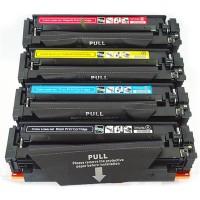 Alternativní tonery HP CF410A / CF411A / CF412A / CF413A CMYK
