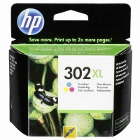 Cartridge HP F6U67AE Color HP302XL