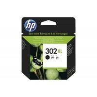 Cartridge HP F6U68AE Black HP302XL