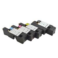 Alternativní tonery pro Dell 1250, 1350, 1355, C1760, C1765 CMYK 4 ks
