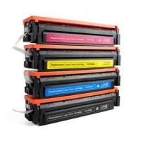 Alternativní tonery HP CF540A / CF541A / CF542A / CF543A CMYK