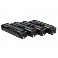 Alternativní tonery HP CF400X / CF401X / CF402X / CF403X CMYK
