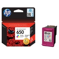 Cartridge HP CZ101AE HP650 Black