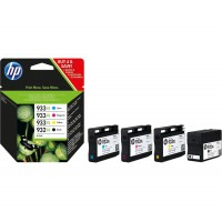 Cartridge HP C2P42A CMYK 4 ks HP932XL + HP933XL High Capacity