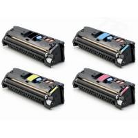 Alternativní tonery HP Q3960A / Q3961A / Q3962A / Q3963A CMYK 4 ks