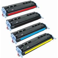 Alternativní tonery HP Q6000A / Q6001A / Q6002A / Q6003A CMYK 4 ks